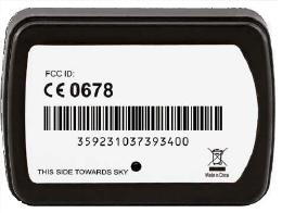 GSM Asset Tracker