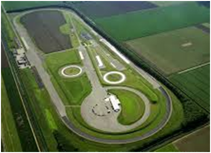 Test Track & Proving Ground