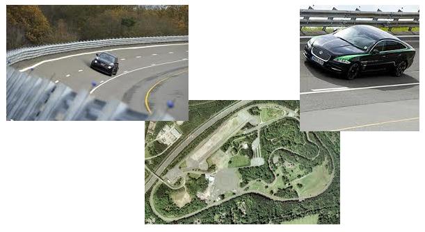 Test Track & Proving Ground
