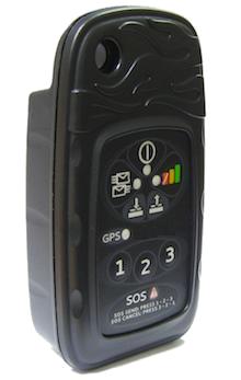 Personnel Satcom Tracker